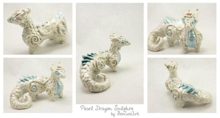 pearl_dragon_sculpture_by_beezee_art